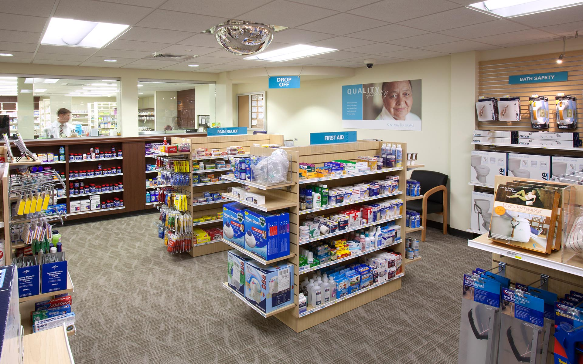 Sentara To Home Pharmacy - Norfolk General